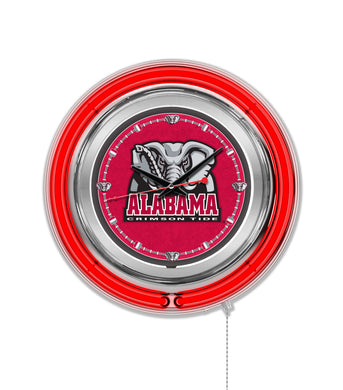 NCAA fan gear Alabama Crimson Tide elephant logo 15