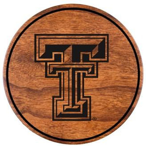 Texas Tech Red Raiders Cherry Coasters