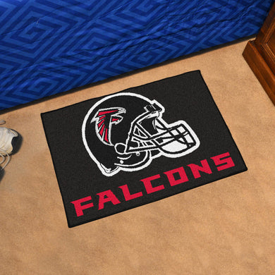 Atlanta Falcons Starter Rug - 19