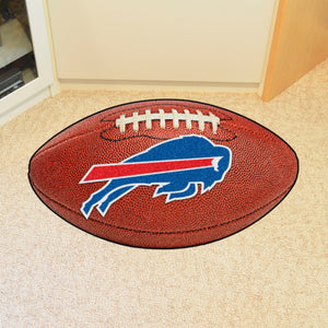 "Buffalo Bills Football Rug - 20.5""x32.5"""