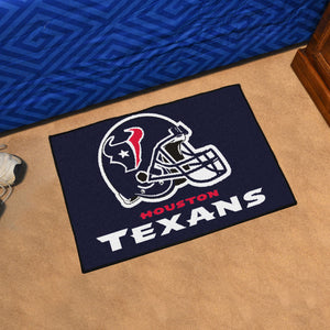 "Houston Texans Starter Rug - 19""x30"""