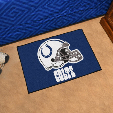 Indianapolis Colts Starter Rug - 19