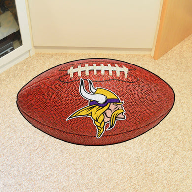 Minnesota Vikings Football Rug - 20.5