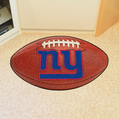 New York Giants Football Rug - 20.5