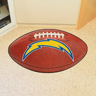 Los Angeles Chargers Football Rug - 20.5