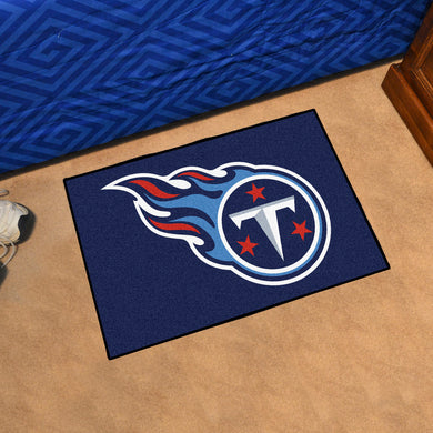 Tennessee Titans Starter Rug - 19