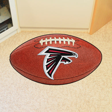 Atlanta Falcons Football Rug - 20.5