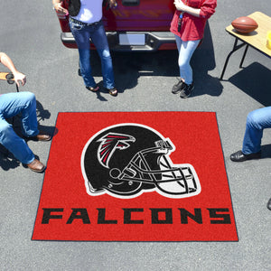 Atlanta Falcons Tailgating mat, Atlanta Falcons Area Rug