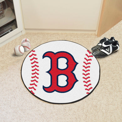 Boston Red Sox Baseball Mat - 27
