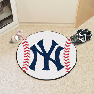 New York Yankees Baseball Mat - 27""