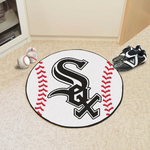 Chicago White Sox Baseball Mat - 27""