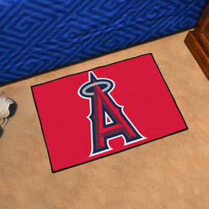 Los Angeles Angels Rug  #1