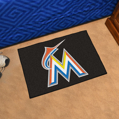 Miami Marlins Rug #1