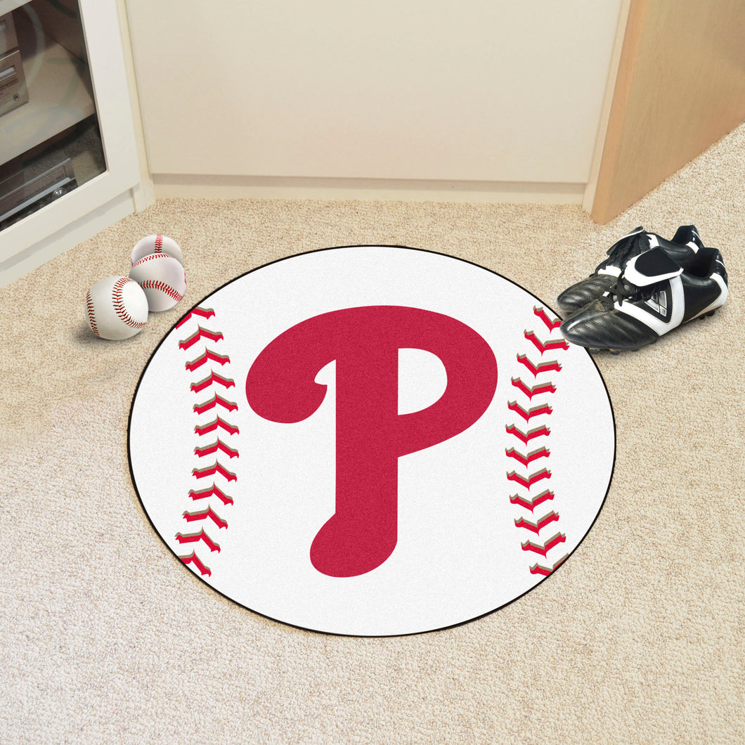 Philadelphia Phillies Baseball Mat - 27