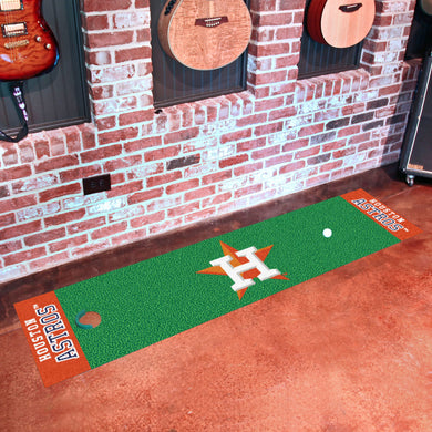 Houston Astros Putting Green Runner 18
