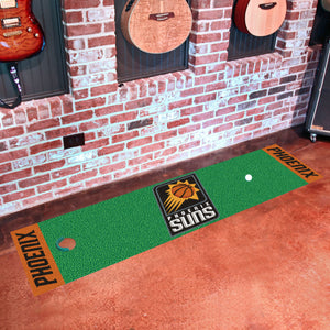 "Phoenix Suns Putting Green Runner 18""x72"""