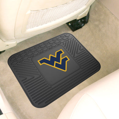 wvu football, wvu basketball, wvu utility mat, wvu car mat