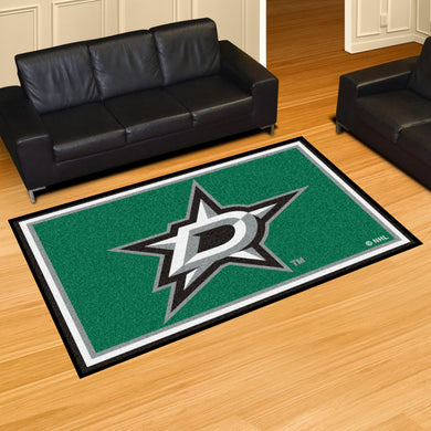 Dallas Stars Plush Rug - 5'x8'