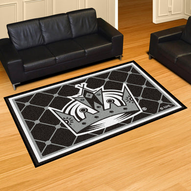 Los Angeles Kings Plush Rug - 5'x8'