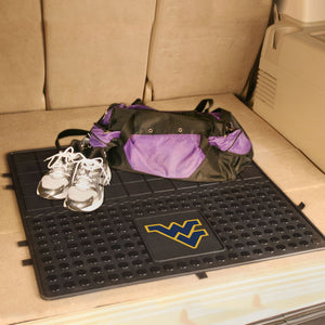 "West Virginia Mountaineers Heavy Duty Vinyl Cargo Mat - 31""x31"""