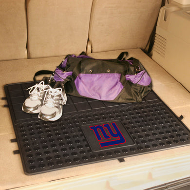 New York Giants Heavy Duty Vinyl Cargo Mat - 31