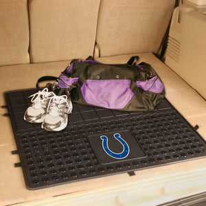 "Indianapolis Colts Heavy Duty Vinyl Cargo Mat - 31""x31"""