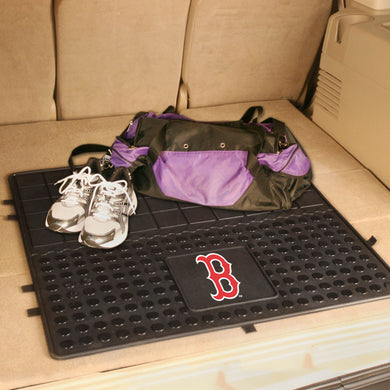 Boston Red Sox Heavy Duty Vinyl Cargo Mat - 31