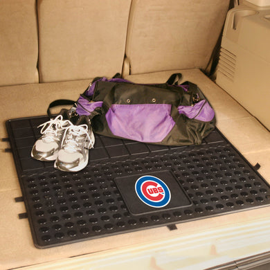 Chicago Cubs Heavy Duty Vinyl Cargo Mat - 31
