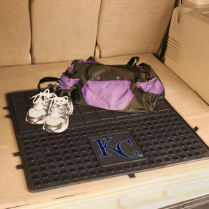 "Kansas City Royals Heavy Duty Vinyl Cargo Mat - 31""x31"""