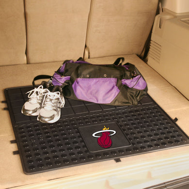 Miami Heat Heavy Duty Vinyl Cargo Mat - 31