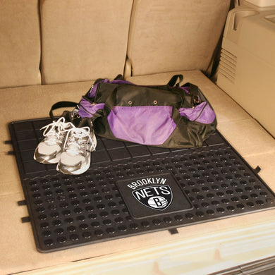 Brooklyn Nets Heavy Duty Vinyl Cargo Mat - 31