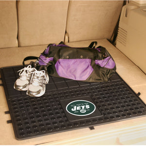 "New York Jets Heavy Duty Vinyl Cargo Mat - 31""x31"""