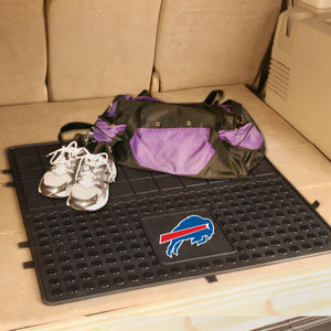 "Buffalo Bills Heavy Duty Vinyl Cargo Mat - 31""x31"""