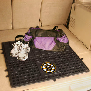 "Boston Bruins Heavy Duty Vinyl Cargo Mat - 31""x31"""