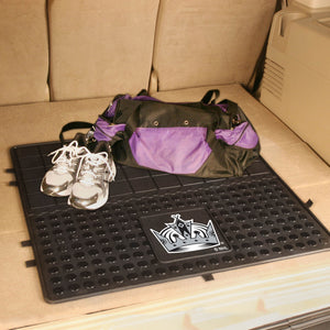 "Los Angeles Kings Heavy Duty Vinyl Cargo Mat - 31""x31"""