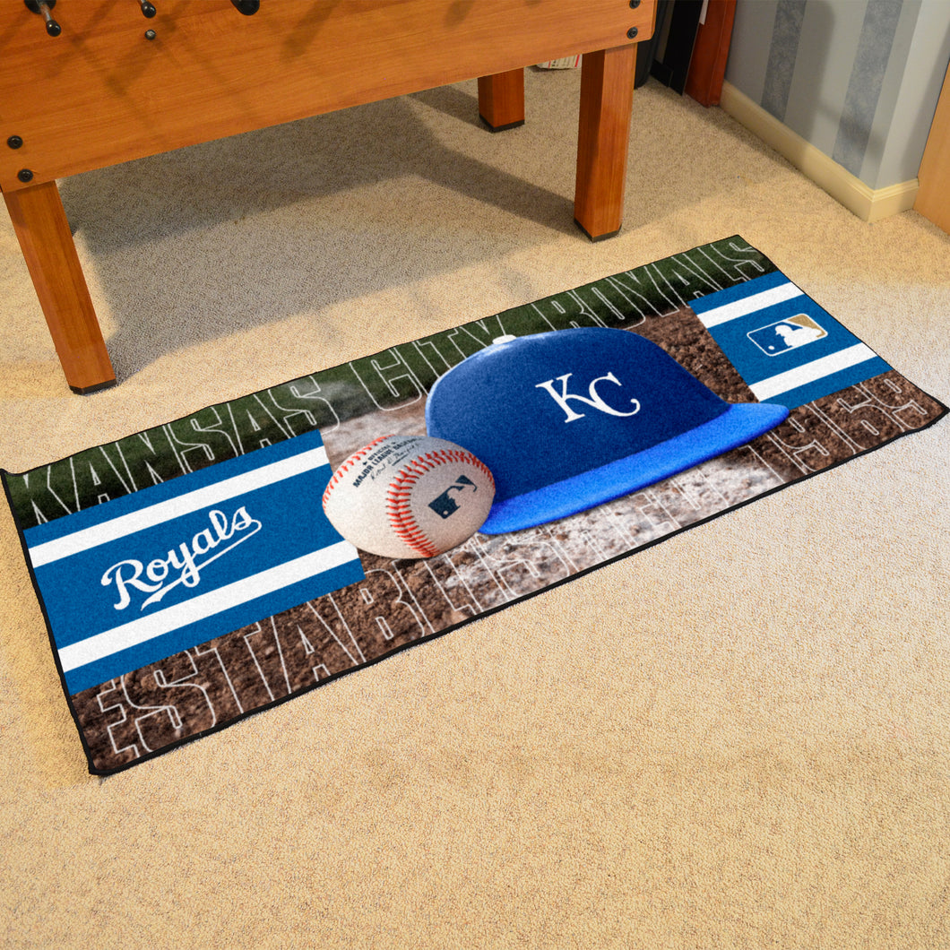 Kansas City Royals Runner - 30