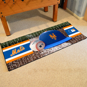 "New York Mets Runner - 30""x72"""