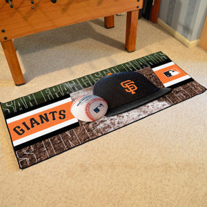 "San Francisco Giants Runner - 30""x72"""