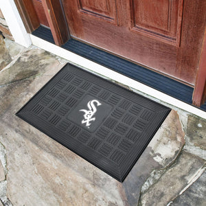 "MLB - Chicago White Sox Door Mat 19.5""x31.25"""