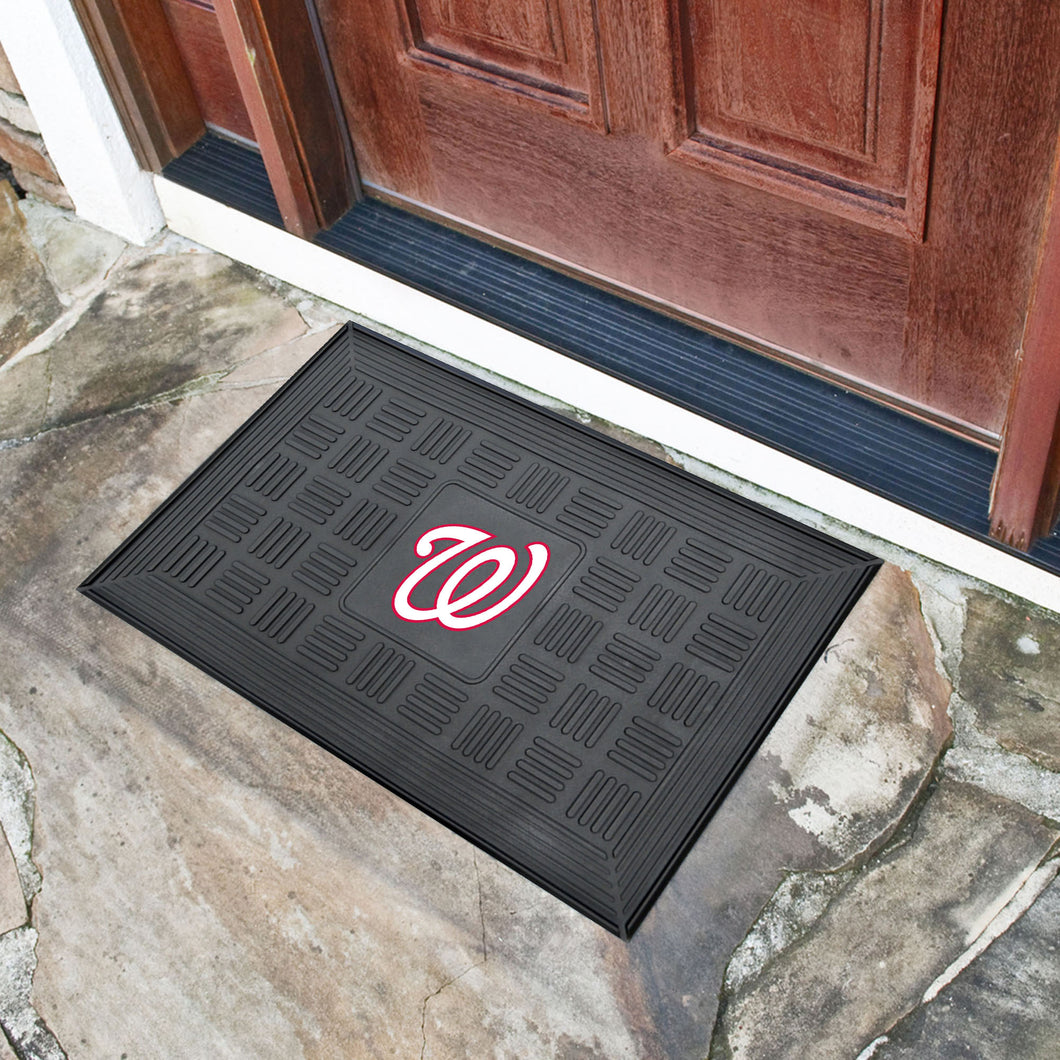 MLB - Washington Nationals Door Mat 19.5