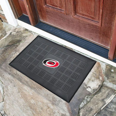 Carolina Hurricanes Medallion Door Mats - 19