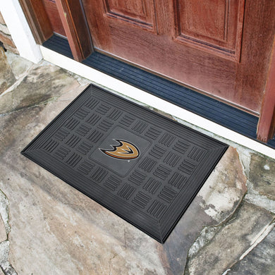 Anaheim Ducks Medallion Door Mats - 19