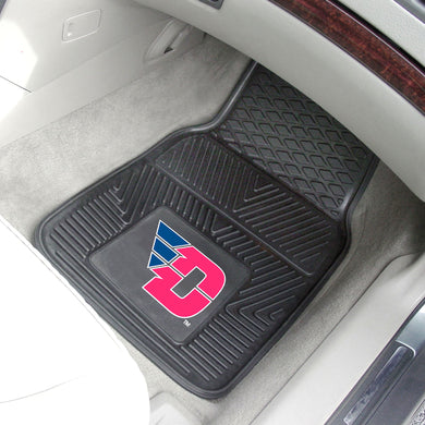 Dayton Flyers 2 Piece Vinyl Car Mats - 18