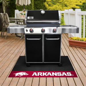 "Arkansas Razorbacks Grill Mat 26""x42"""