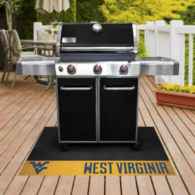 West Virginia Mountaineers Grill Mat 26