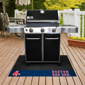 "Boston Red Sox Grill Mat 26""x42"" #1"
