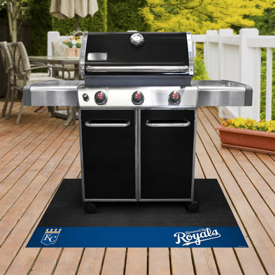 Kansas City Royals Grill Mat 26