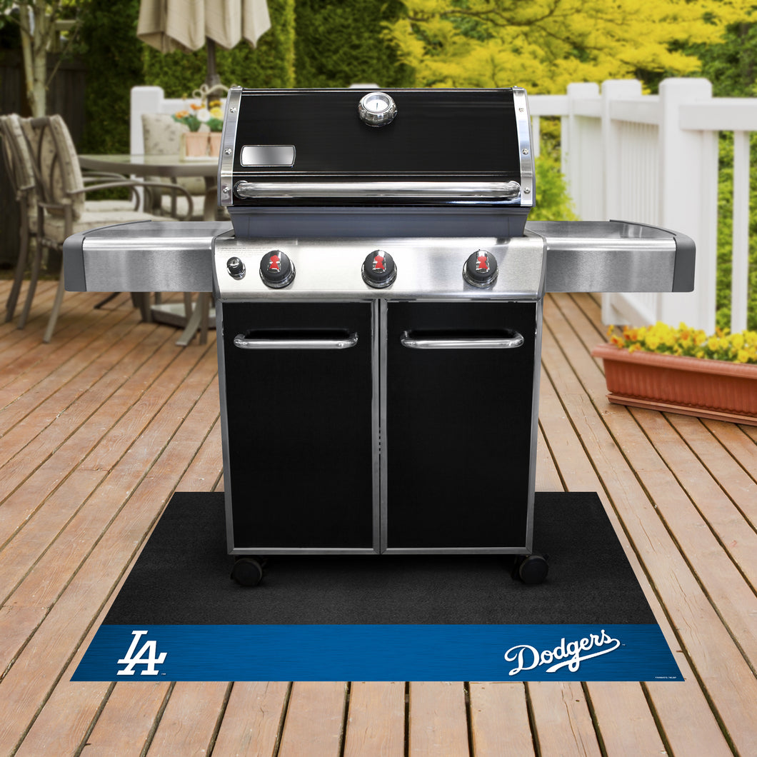 Los Angeles Dodgers Grill Mat 26