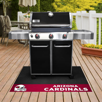 Arizona Cardinals Grill Mat 26