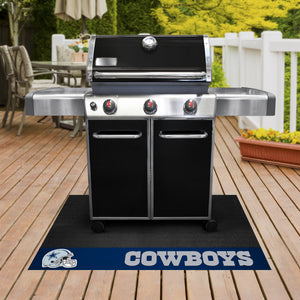 "Dallas Cowboys Grill Mat 26""x42"""